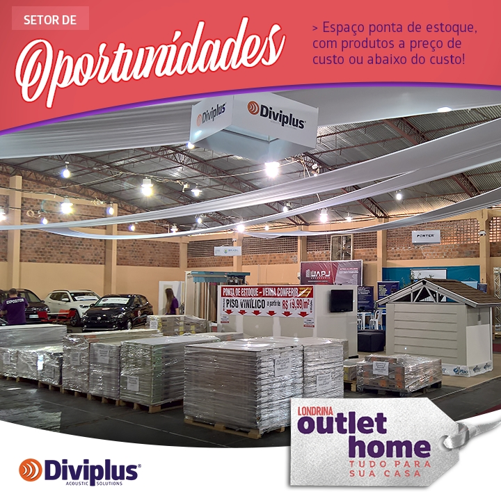 Diviplus Londrina Outlet Home