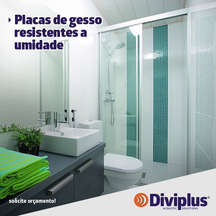 Placas Drywall RU Placo Diviplus