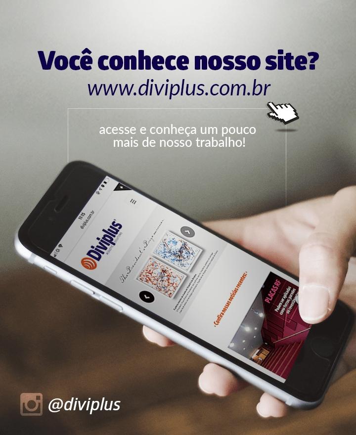 Conheça Nosso Site Diviplus
